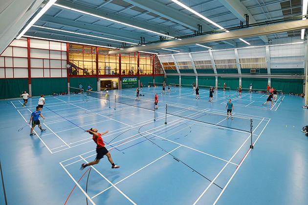 Bild für Kategorie Badminton & Squash Turnier   12.12.2021